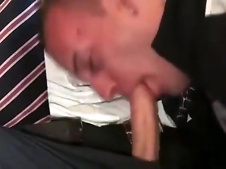 Office French Hotties Drag Inflate Dick