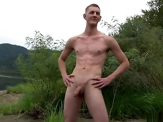 Horny XXX Prop Faggoty Merely Clear The Way At The Rear , It's Amazing